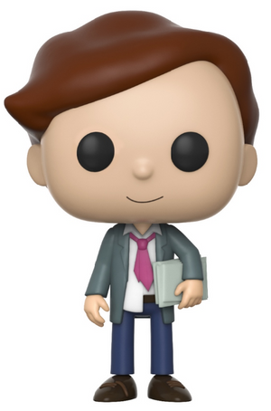 Pop! Animation Rick and Morty, Lawyer Morty