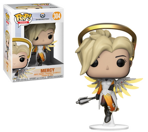 Pop! Games Overwatch Mercy