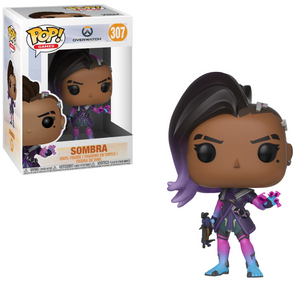 Pop! Games Overwatch Sombra