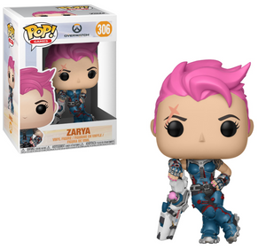 Pop! Games Overwatch Zarya