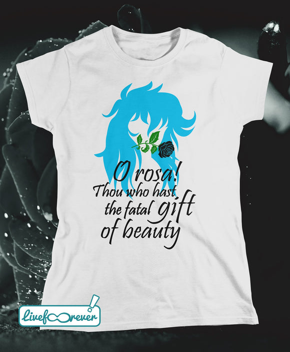 T-shirt donna – The fatal gift