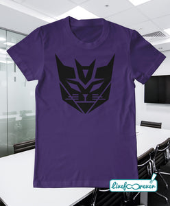 T-shirt uomo - Catformers – Pewcepticons G1