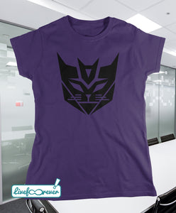 T-shirt donna - Catformers – Pewcepticons G1