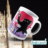 Tazza 325 ml – Catzilla – mission Milan