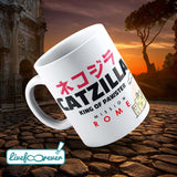Tazza 325 ml – Catzilla – mission Rome