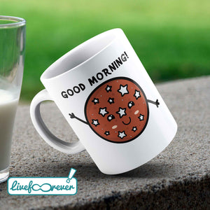 Tazza 325 ml – Good morning!