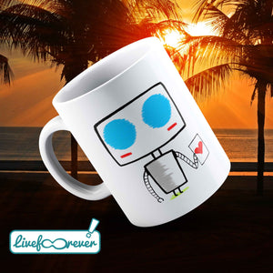 Tazza 325 ml – Robotoh – Computer love