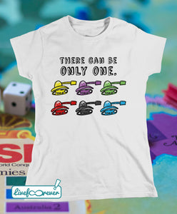 T-shirt donna – There can be only one