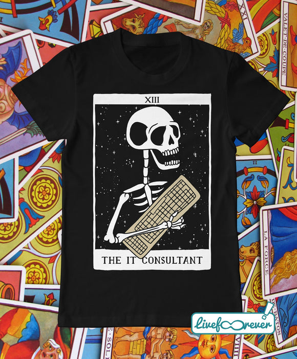 T-shirt uomo – The IT consultant