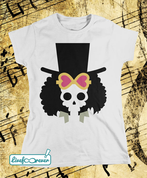 T-shirt donna – The minimalist musician