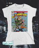 T-shirt donna – The uncanny X-Hamsters