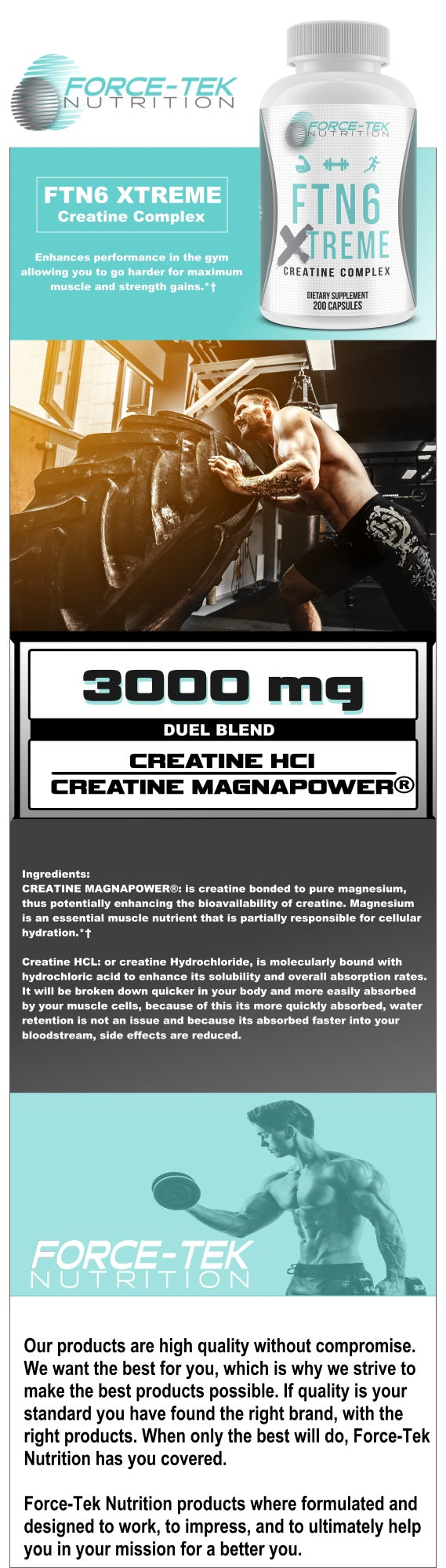 Strongest Creatine Supplement