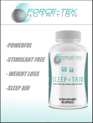 Sleep aid fat burner