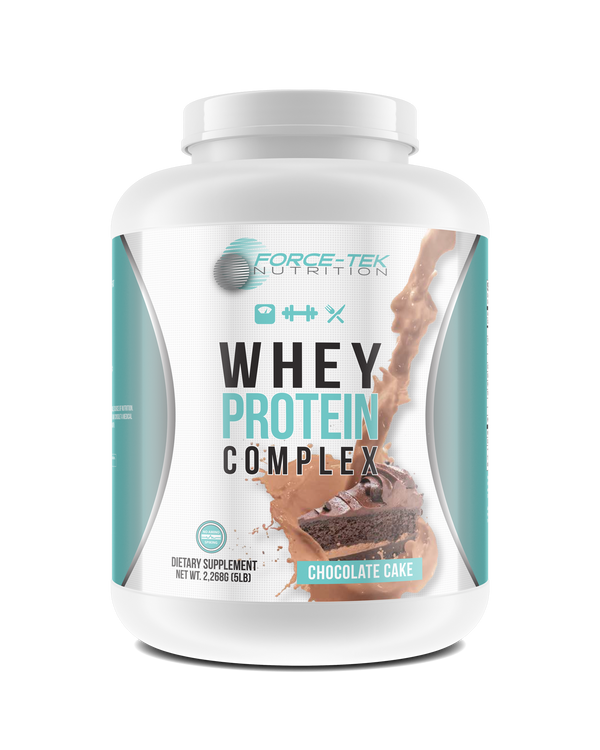5lb Whey Protein Complex - Chocolate Cake