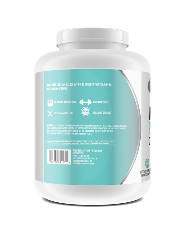 Whey Protein Complex container.