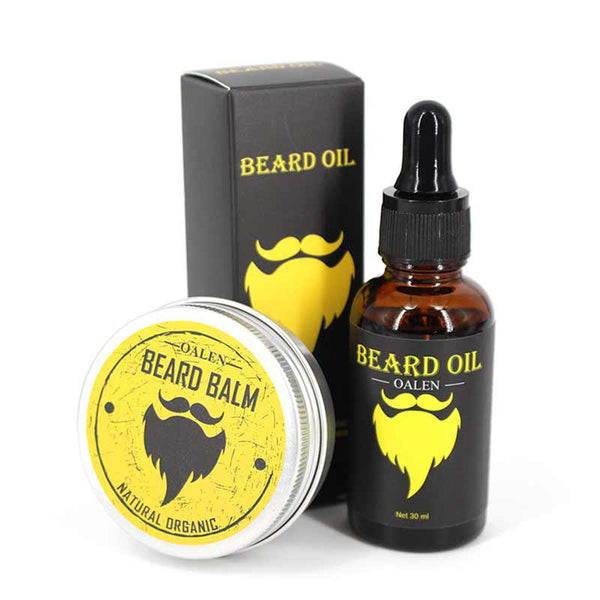 Beard Kit - Oil Beard & Balm Beard - Beard Kit