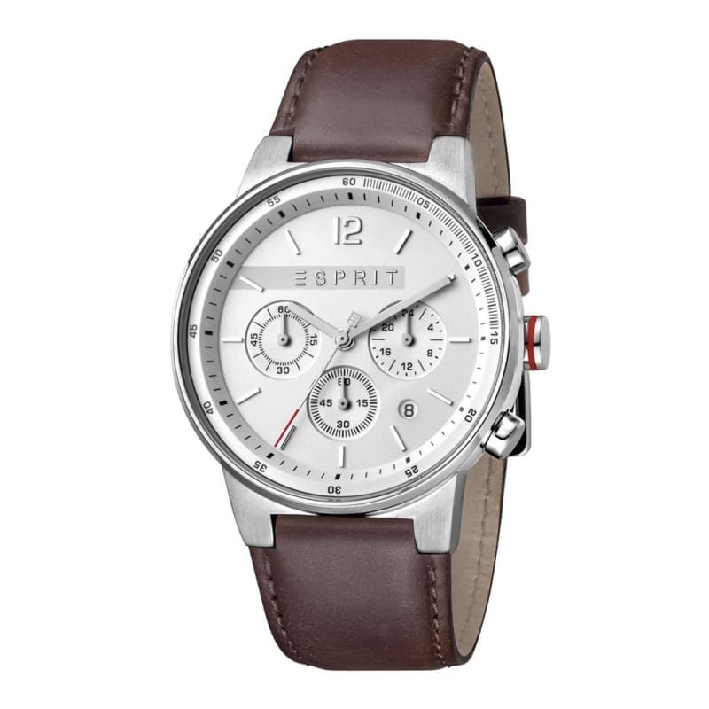 Esprit Es1G025L0015 Equalizer Silver Mens Watch Chronograph