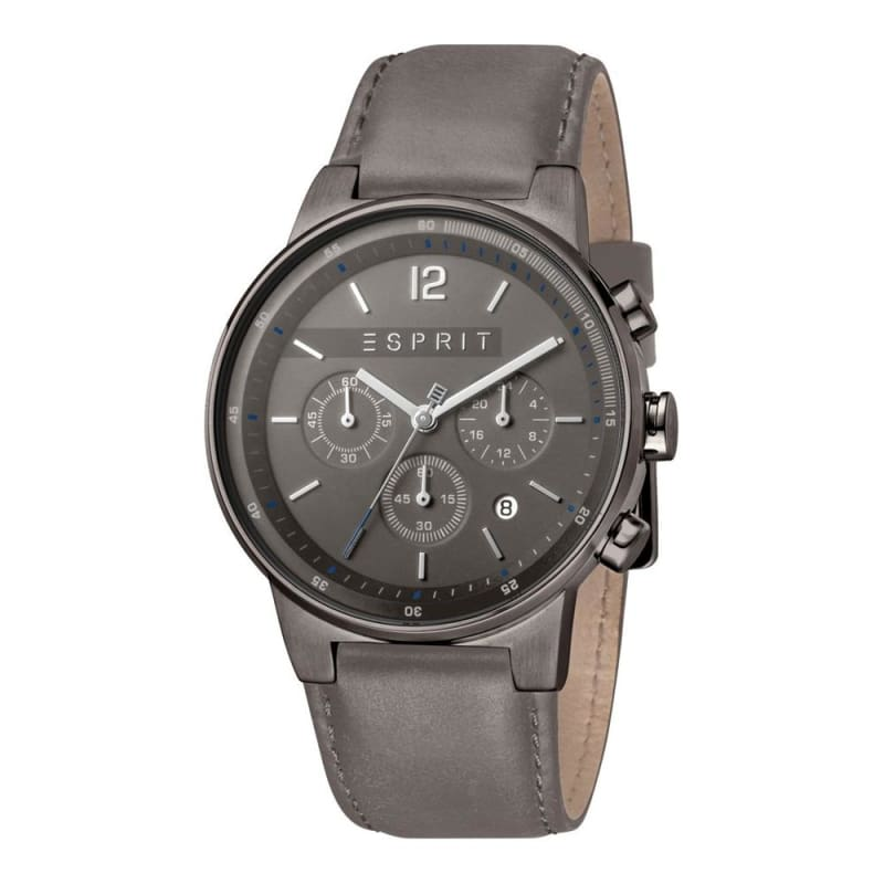 Esprit Es1G025L0045 Equalizer Dark Grey Mens Watch Chronograph