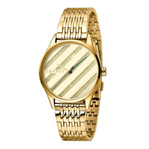 Esprit Es1L029M0055 E.asy Champagne Mb Ladies Watch