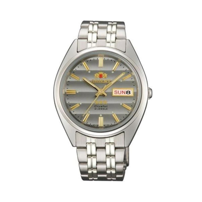 Orient 3 Star Automatic Fab0000Dk9 Mens Watch
