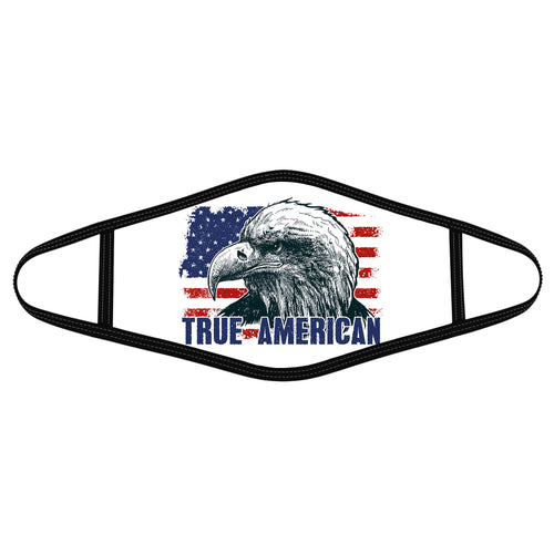 True American- Polyblend Face Mask