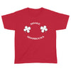 Shamrock Boob T-shirt - Standard Youth T-shirt
