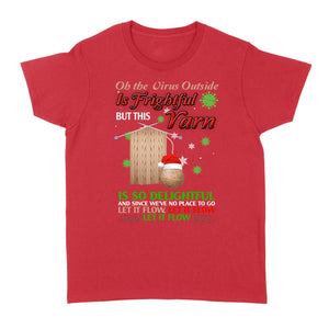 But this Yarn is so delightful Standard Women's T-shirt