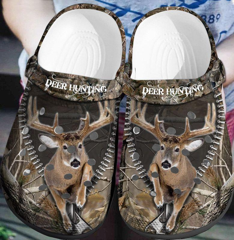 Deer Hunter Clog Shoes
