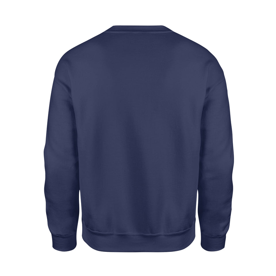 Whiskey is so delightful Standard Crew Neck Sweatshirt