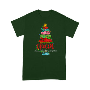 Crocin Christmas Tree- Standard T-shirt