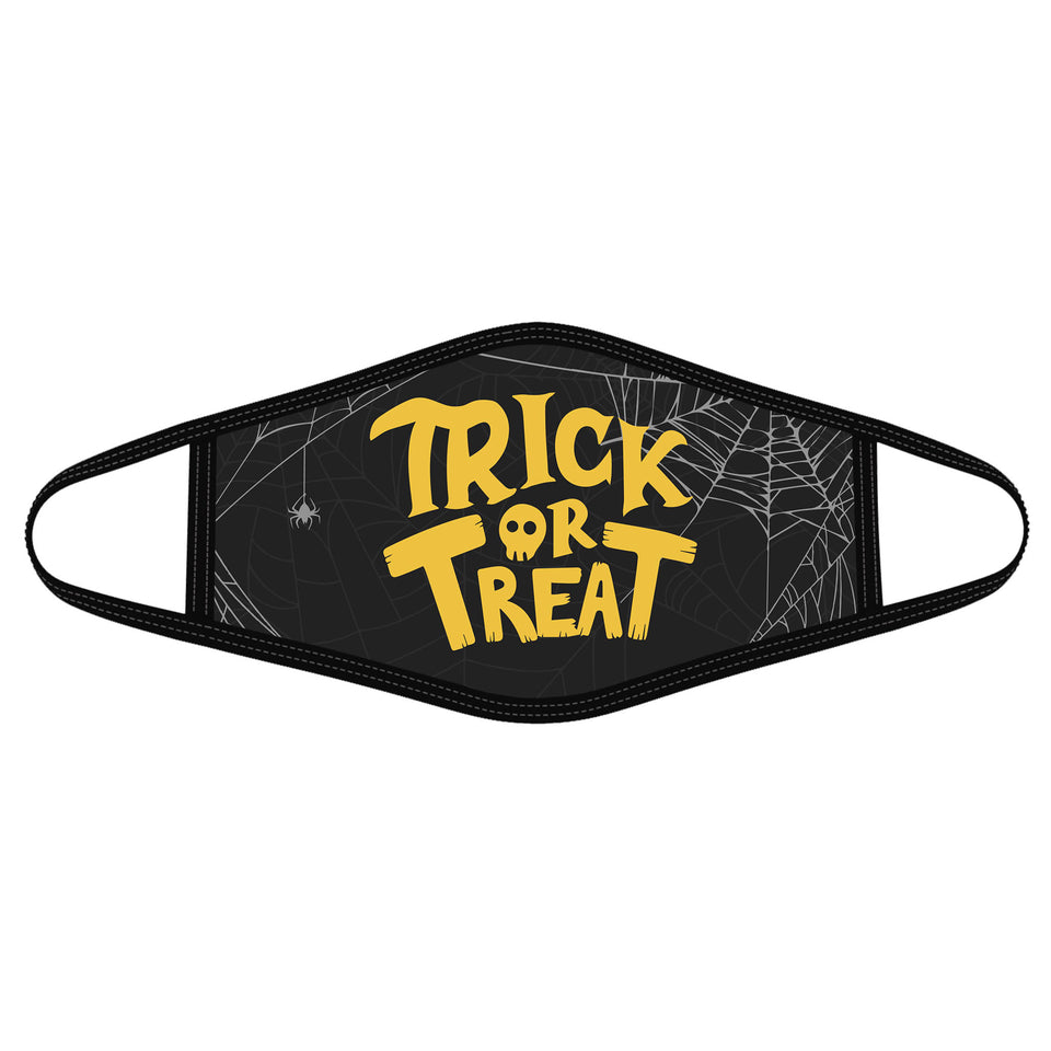 Trick or Treat - Polyblend Face Mask