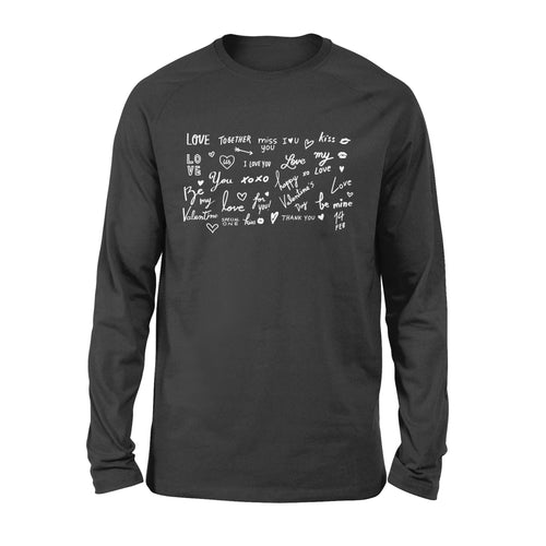 Happy Valentine's Day - Standard Long Sleeve