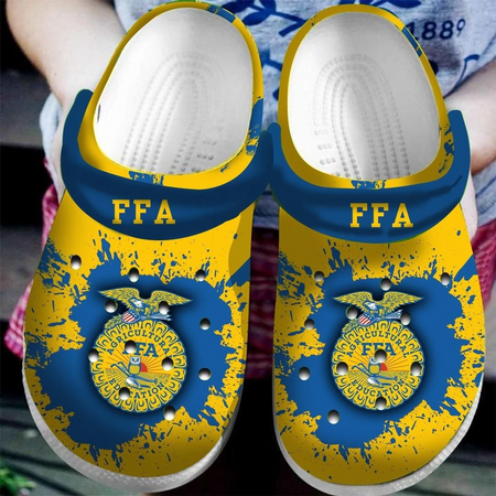 FFA Agricultural education Clog Shoes