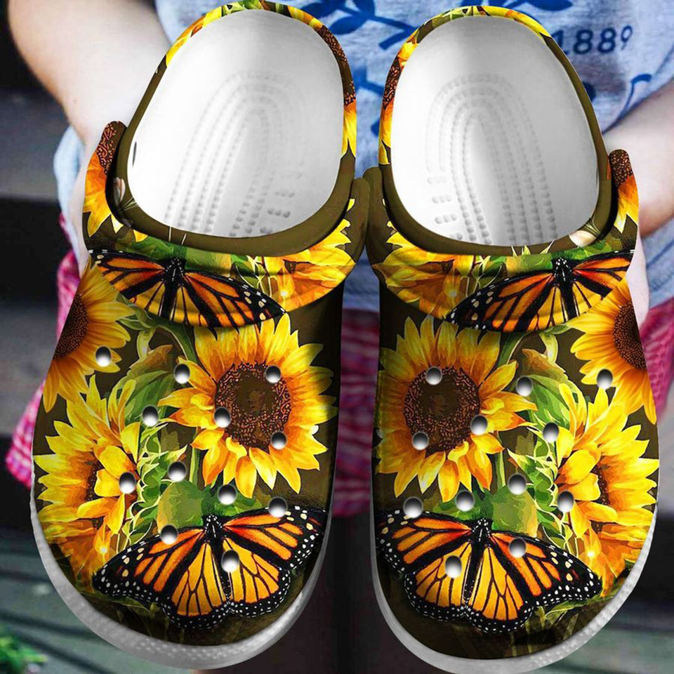 Freedom Sunflower - Crocs