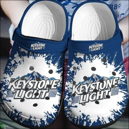 Keystone Light Clog Shoes