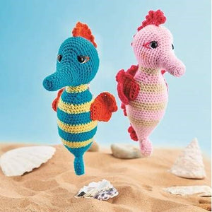 Seahorse Crochet Toys | Wool Crochet Products | CT007