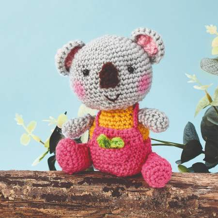 Koala Crochet Toys | Wool Crochet Products | CT009