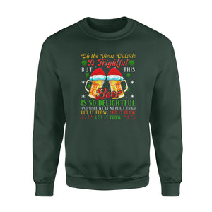 Beer Is So Delightful - Standard Crew Neck Sweatshirt