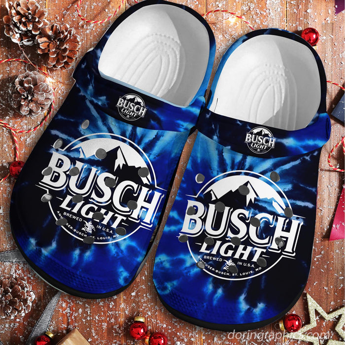 Busch Light Cool Clog Shoes