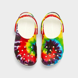 Rainbow Tie Dye Color Slippers - FREE SHIPPING
