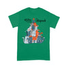Cat Christmas tree - Standard T-shirt