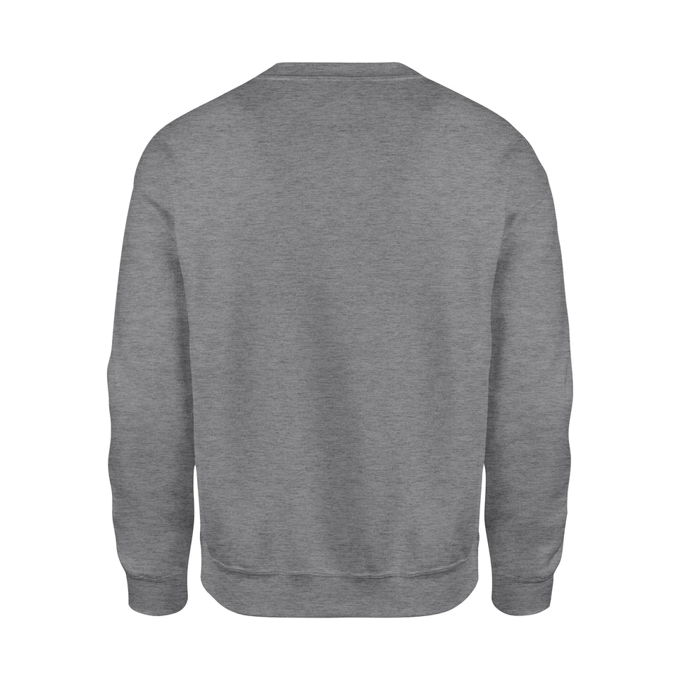 I wish you a merry liftmas - Standard Crew Neck Sweatshirt