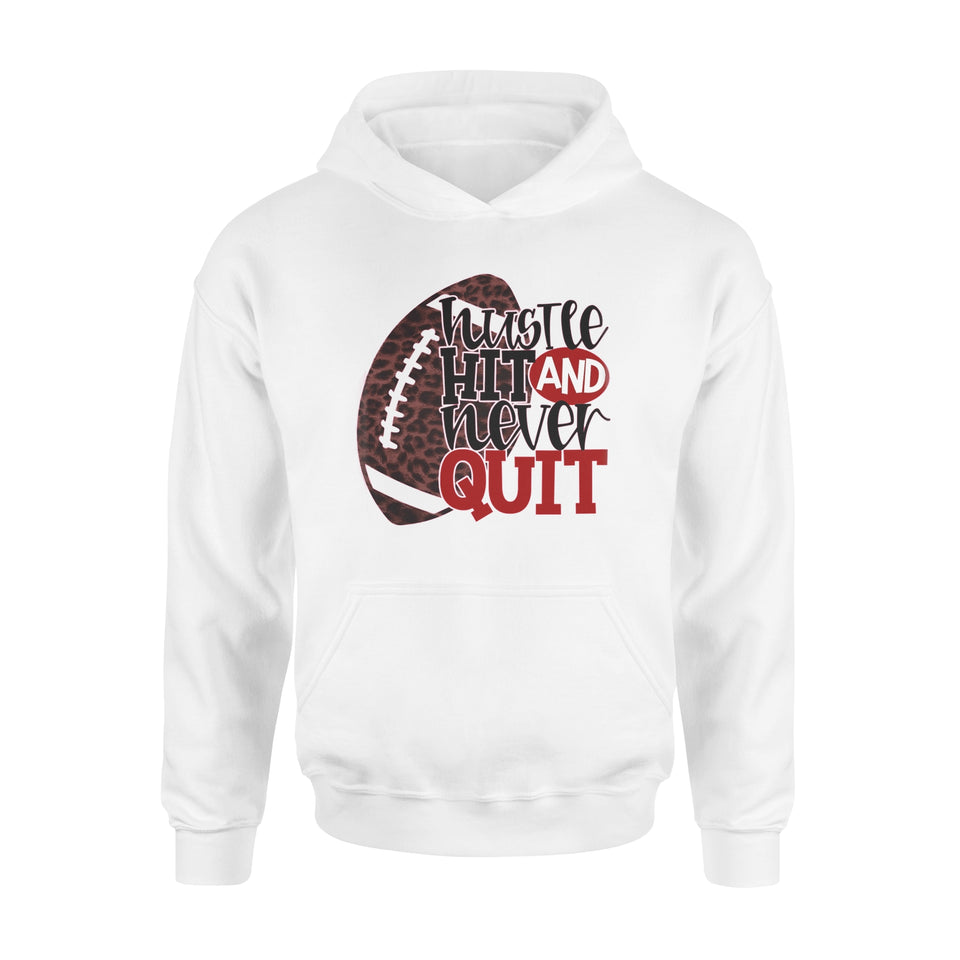 Never Give Up - Standard Hoodie