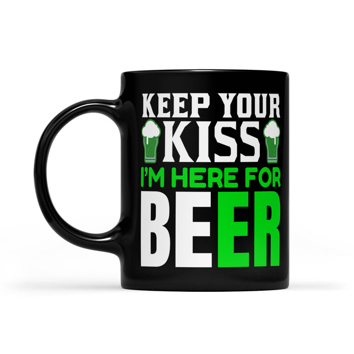 I'M HERE FOR BEER Mug