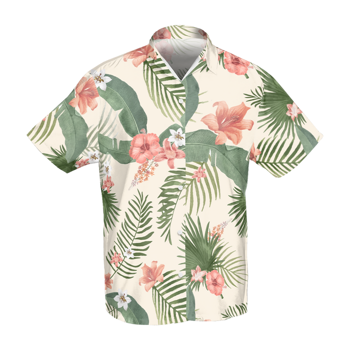 Hawaiian Floral Shirt