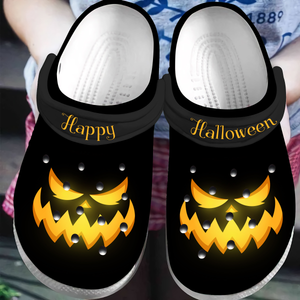 Haunted Smile Slippers