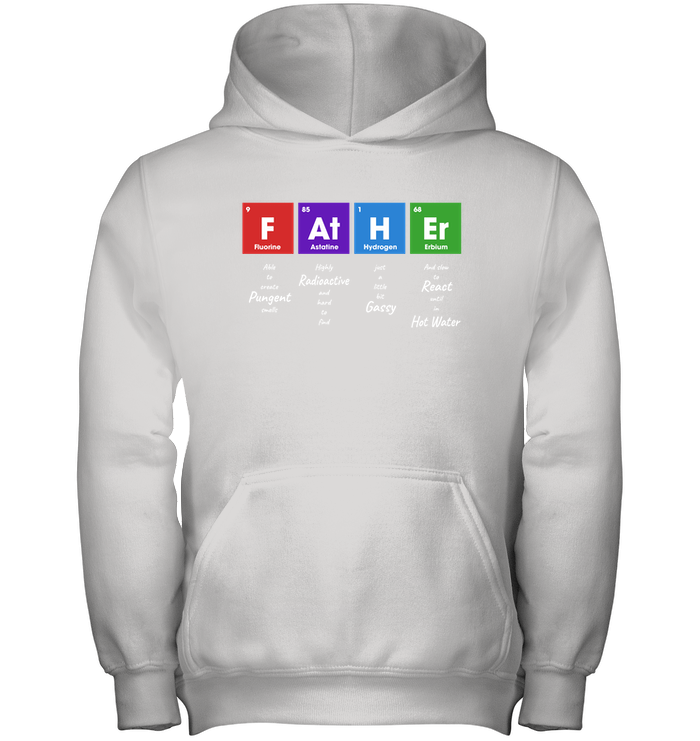 Father & Chemistry Hoodies