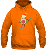 Avocado's Santa Christmas Hoodies