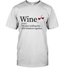 Funny Wine T-shirts