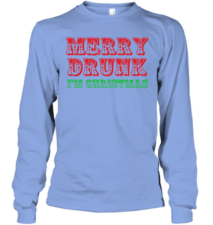 Merry Drunk Sweaters